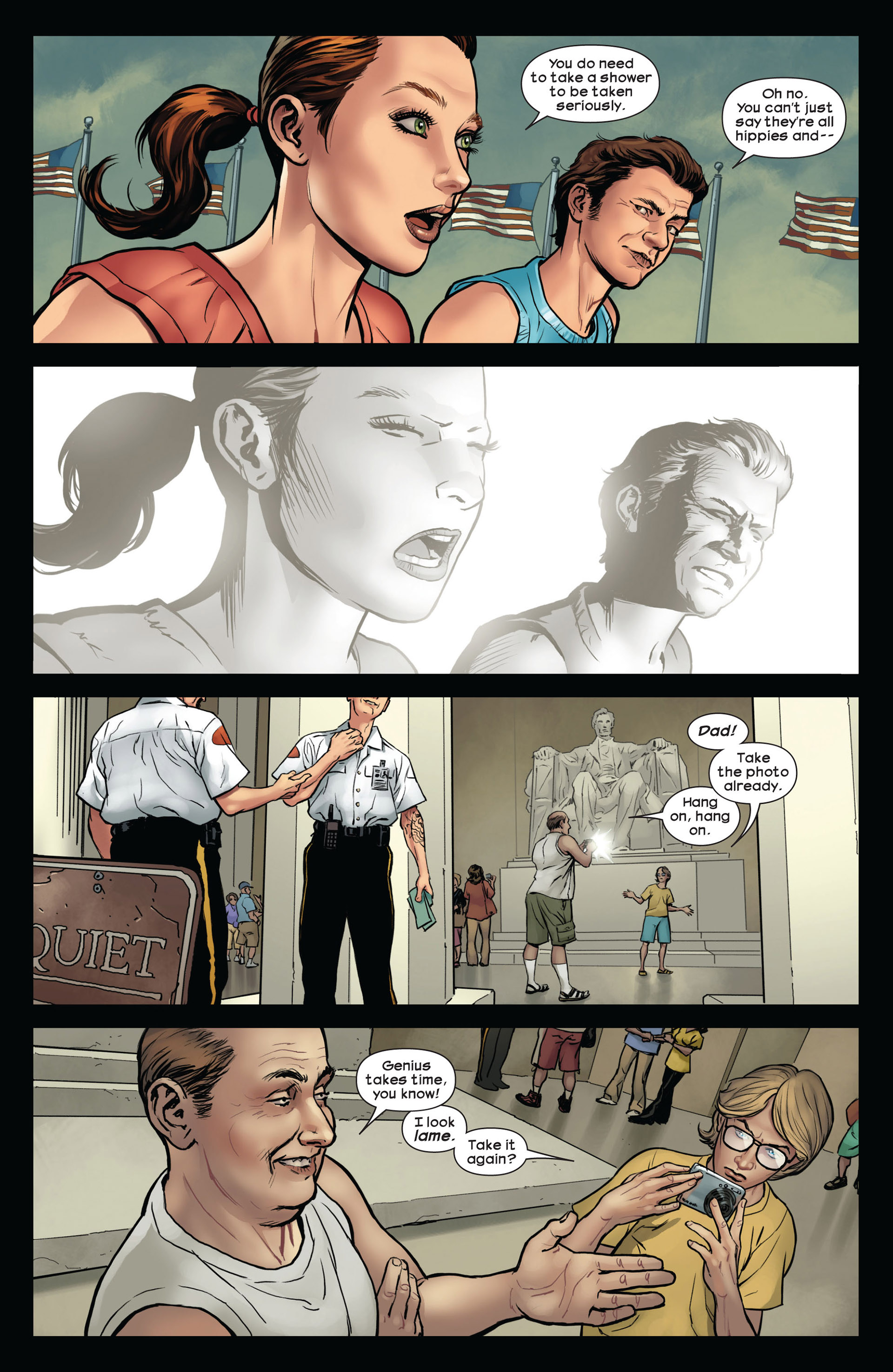 Read online Ultimate Comics Ultimates comic -  Issue #10 - 6