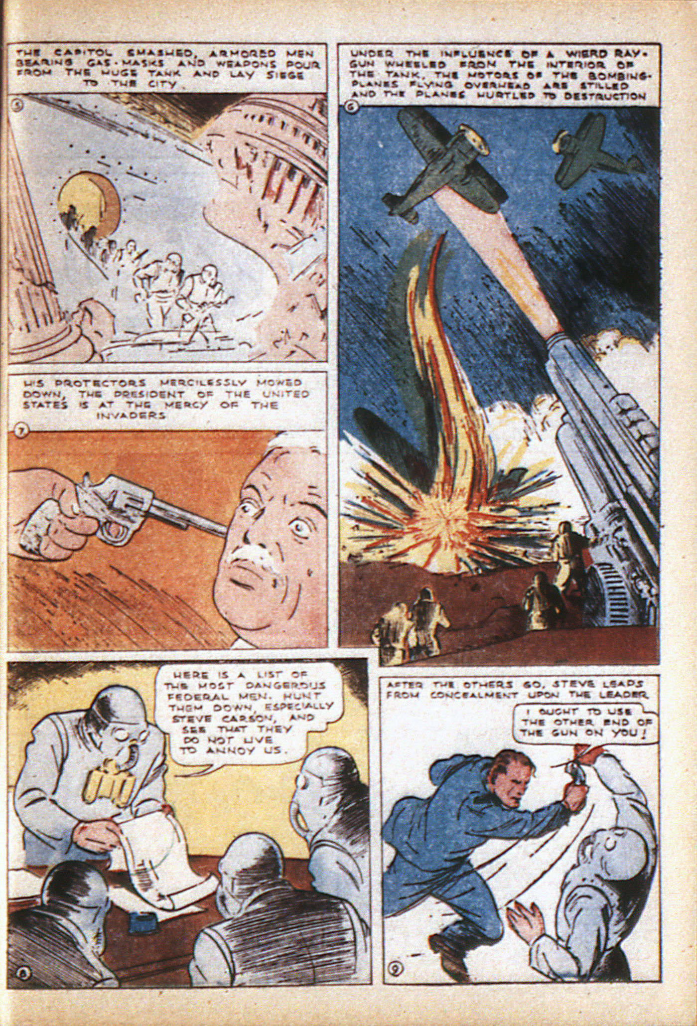 Read online Adventure Comics (1938) comic -  Issue #6 - 65
