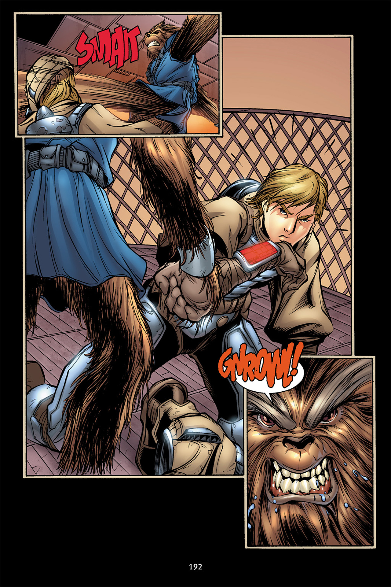 Read online Star Wars Omnibus comic -  Issue # Vol. 10 - 191