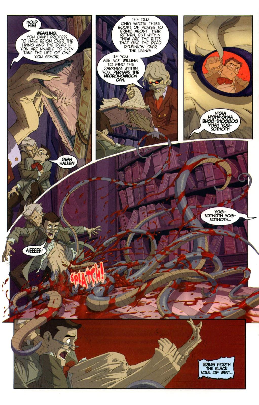 Read online Re-Animator comic -  Issue # Full - 8