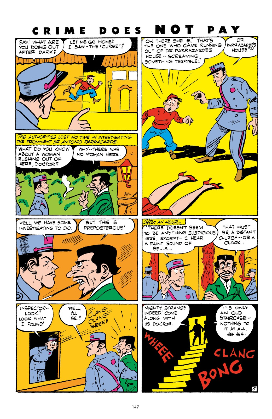 Read online Crime Does Not Pay Archives comic -  Issue # TPB 3 (Part 2) - 47