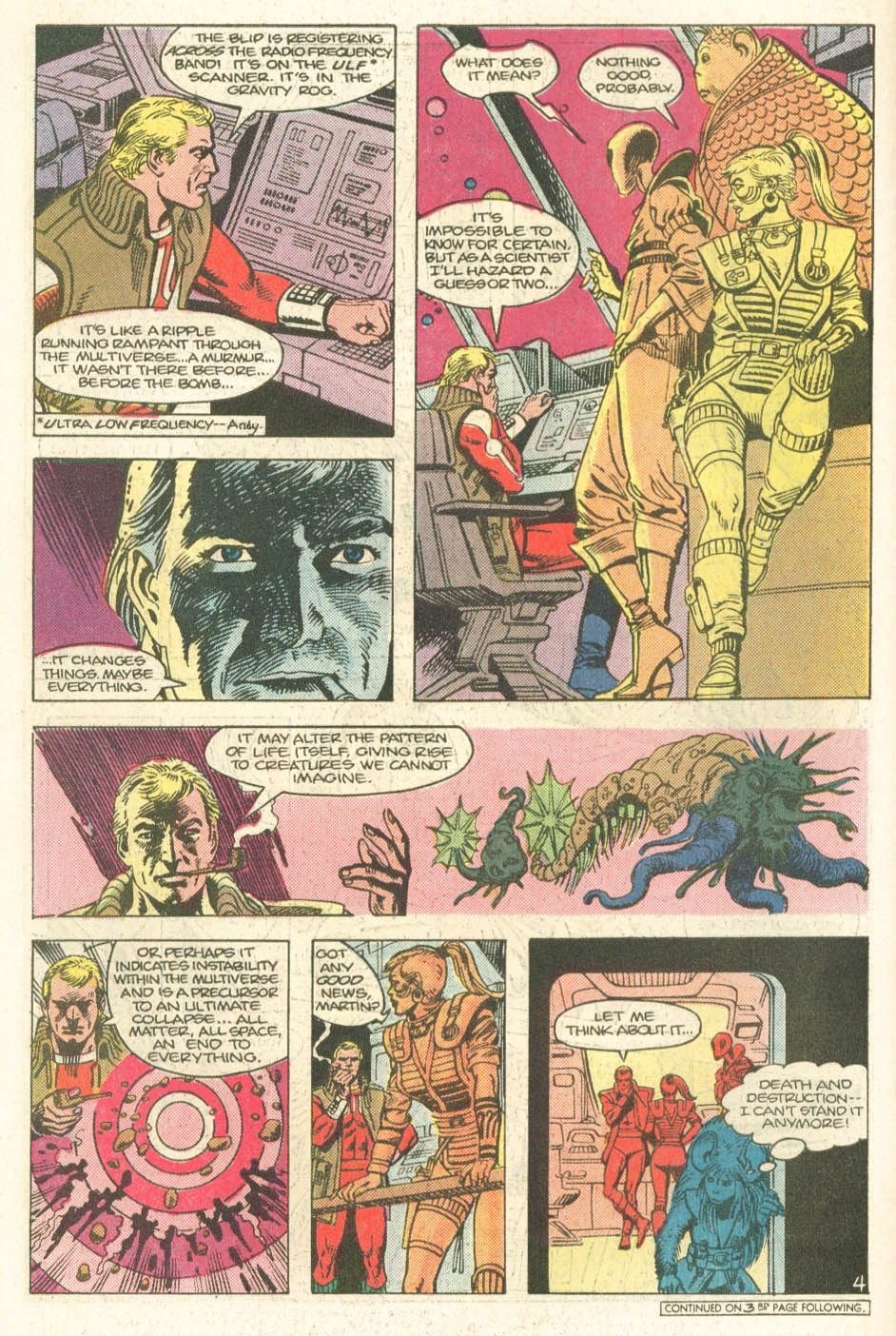 Read online Atari Force (1984) comic -  Issue #14 - 6