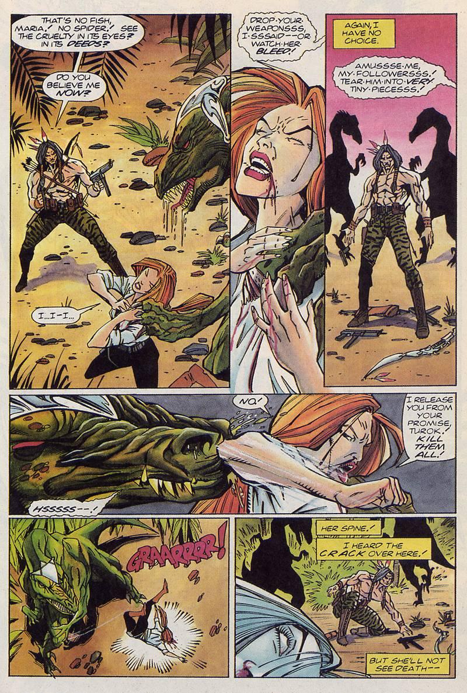 Read online Turok, Dinosaur Hunter (1993) comic -  Issue #3 - 16