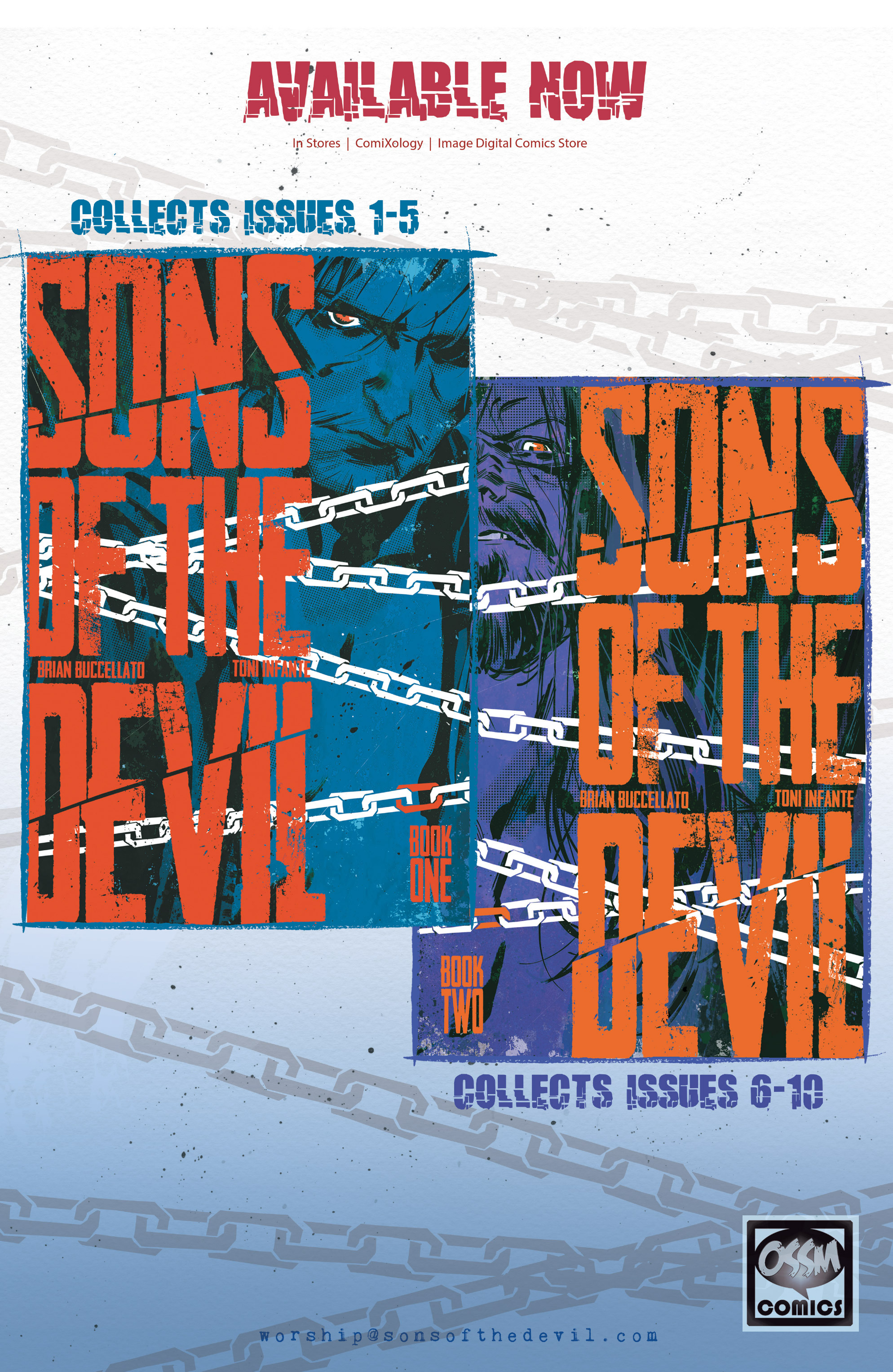 Read online Sons of the Devil comic -  Issue #12 - 30
