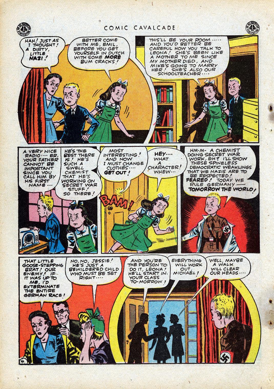 Comic Cavalcade issue 10 - Page 23