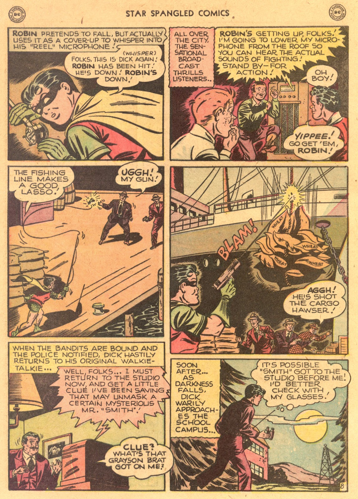 Star Spangled Comics (1941) issue 80 - Page 10