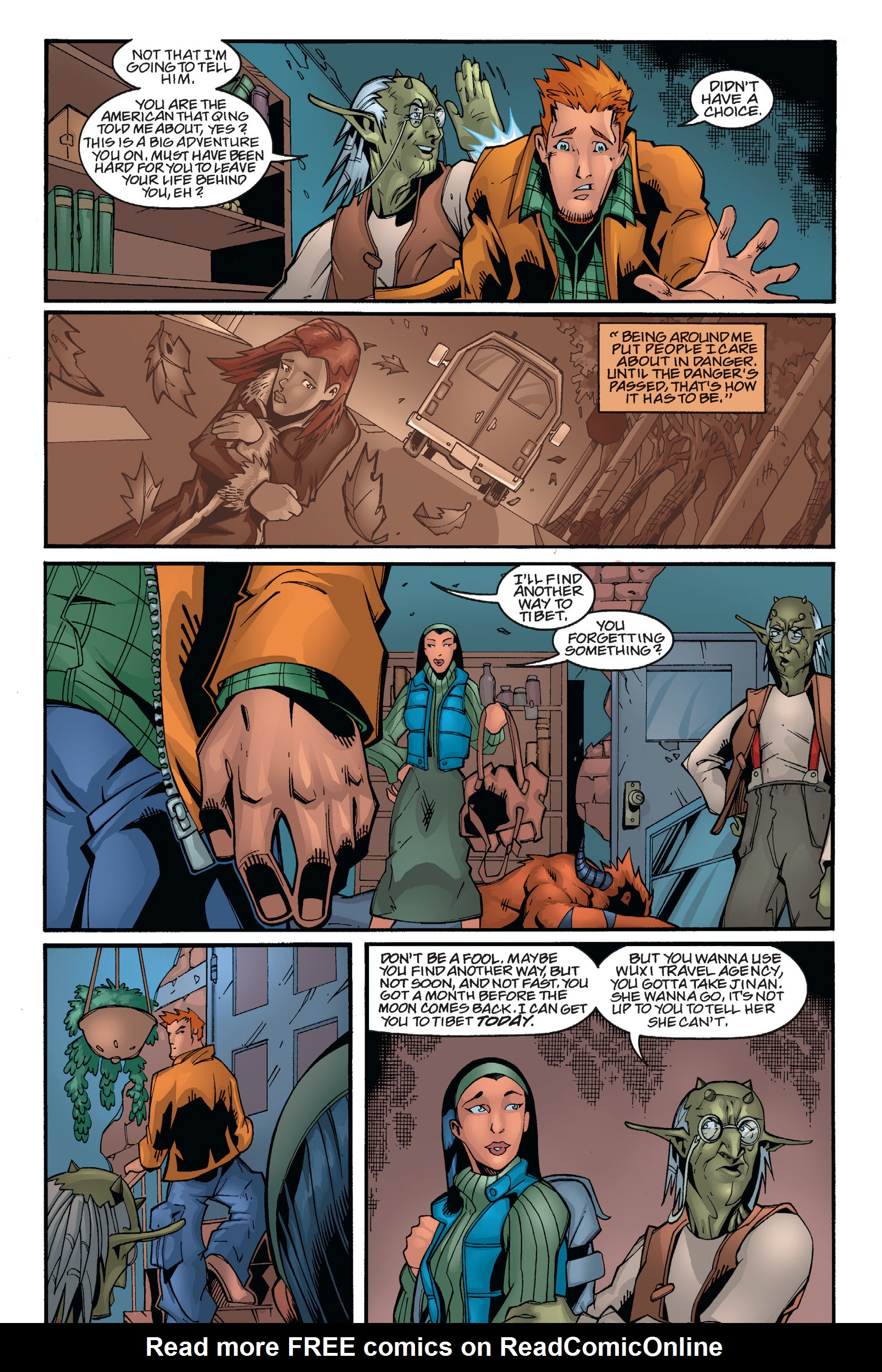 Read online Buffy the Vampire Slayer: Omnibus comic -  Issue # TPB 5 - 314