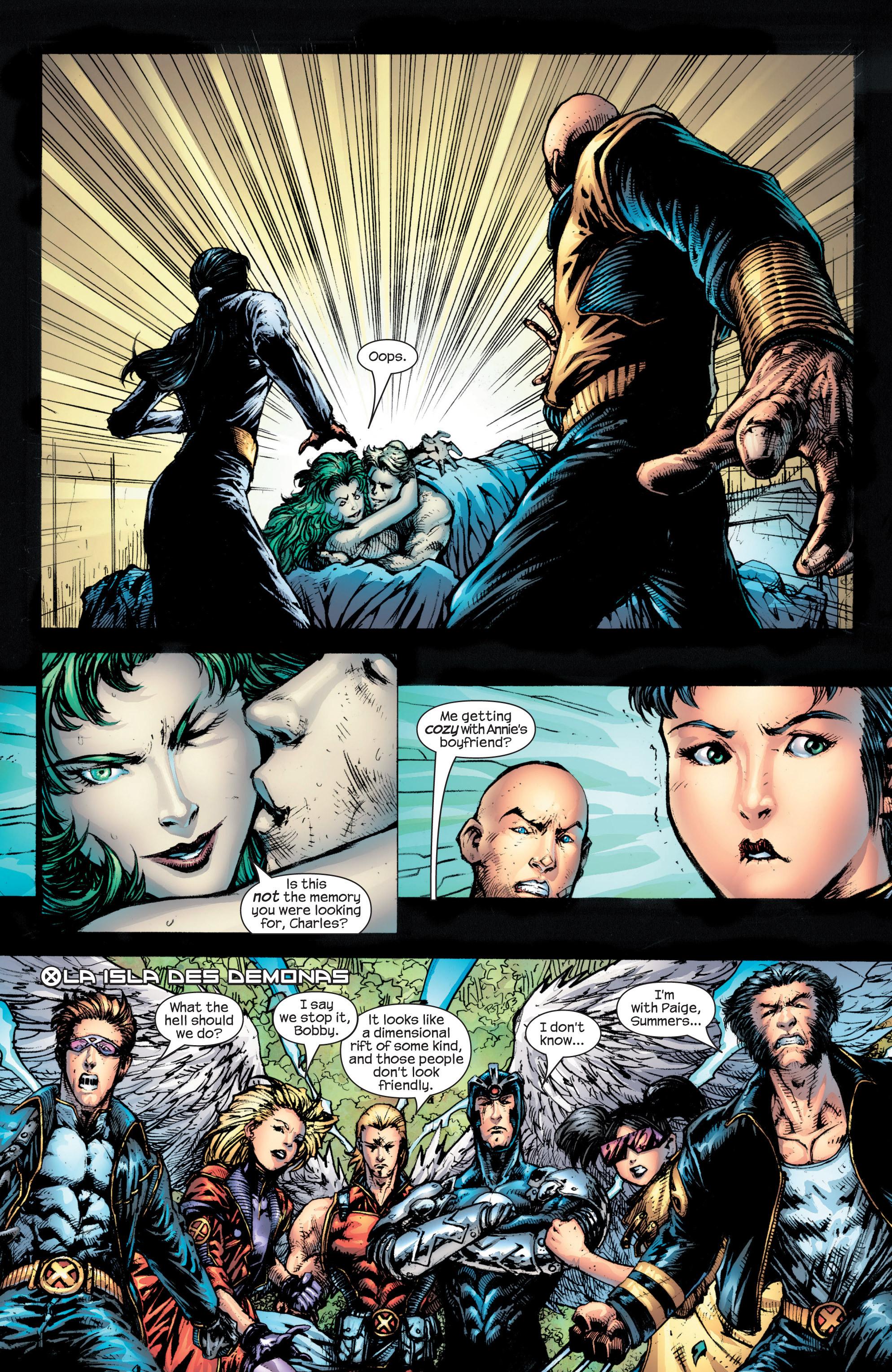 Read online Uncanny X-Men (1963) comic -  Issue #430 - 13