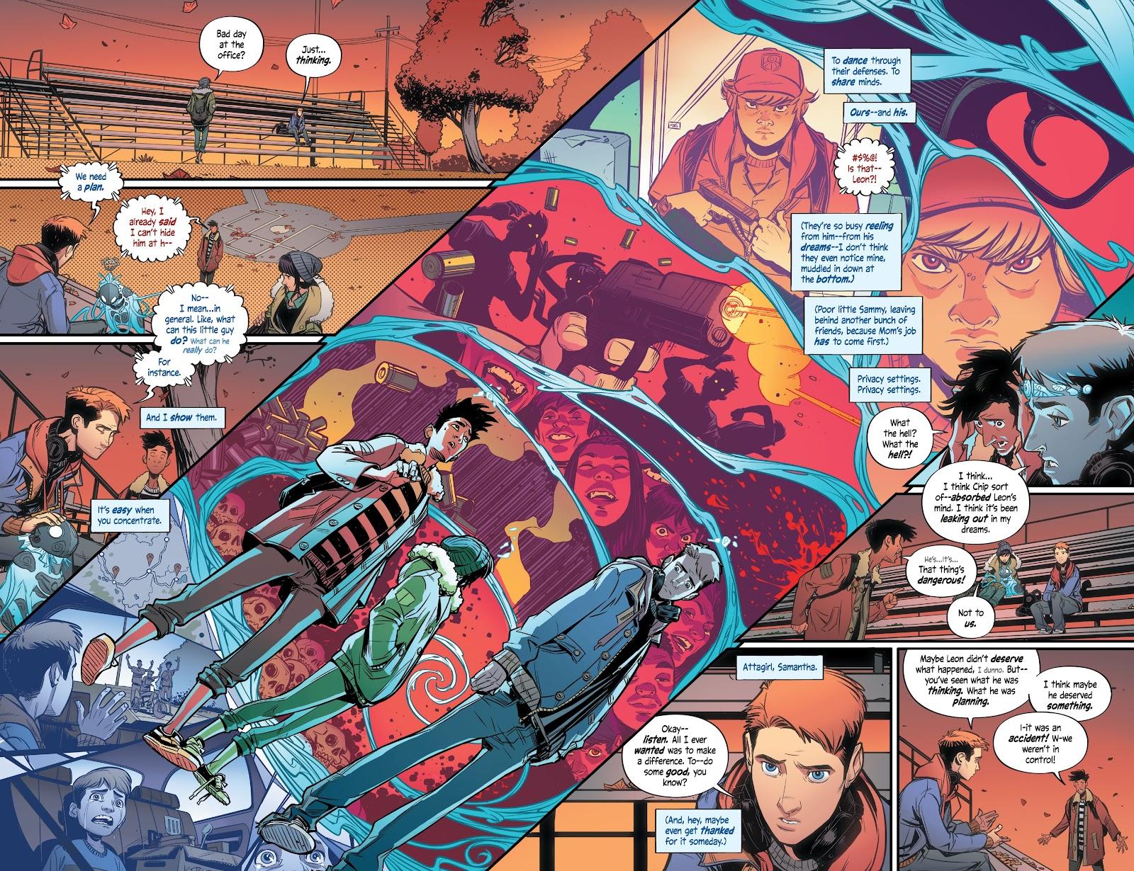 Read online Alienated comic -  Issue #2 - 16