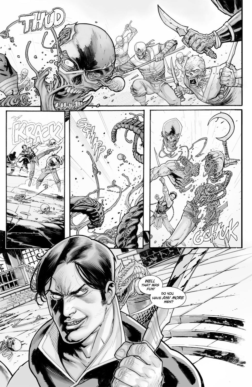 Read online Reaper comic -  Issue #2 - 22