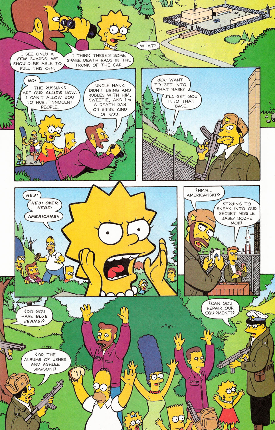 Read online Simpsons Comics comic -  Issue #117 - 15