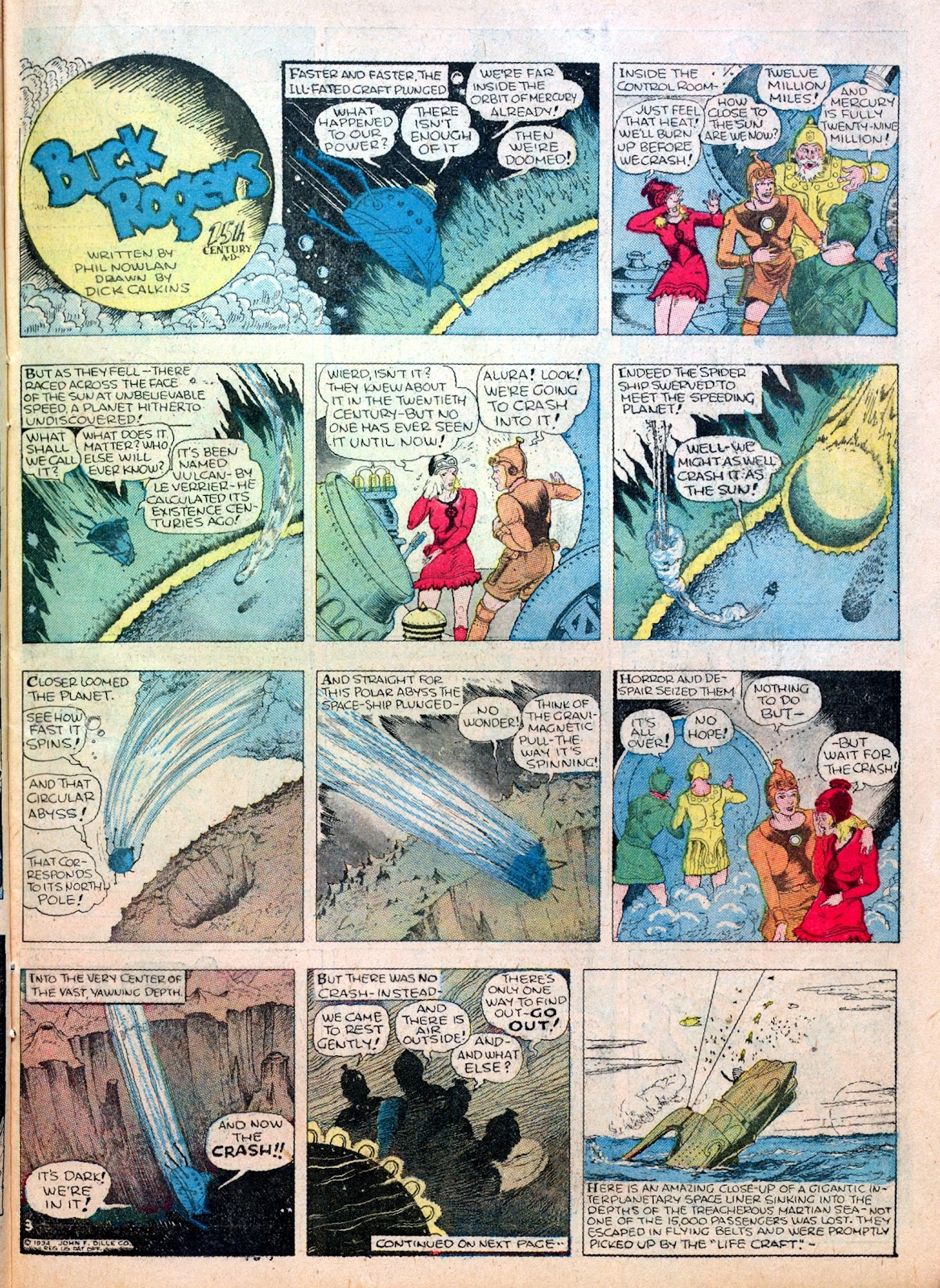 Read online Famous Funnies comic -  Issue #15 - 19