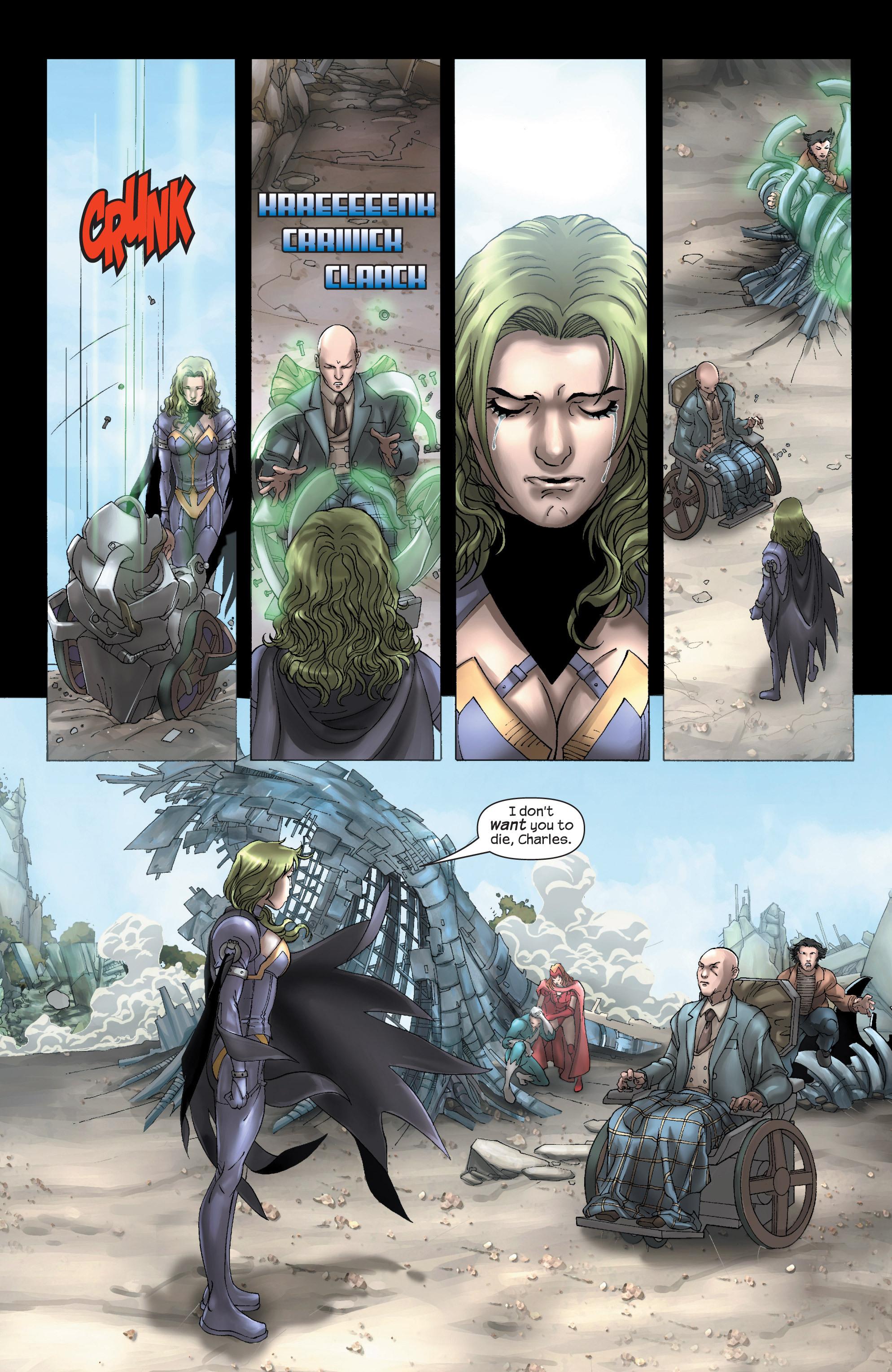 Read online Uncanny X-Men (1963) comic -  Issue #443 - 17