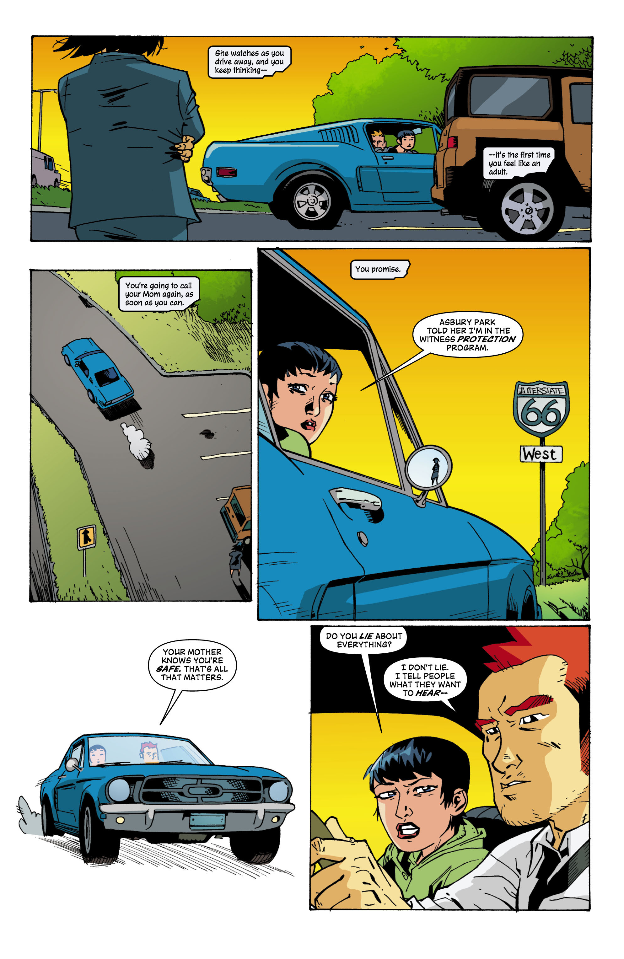 Read online Red Herring comic -  Issue #6 - 20