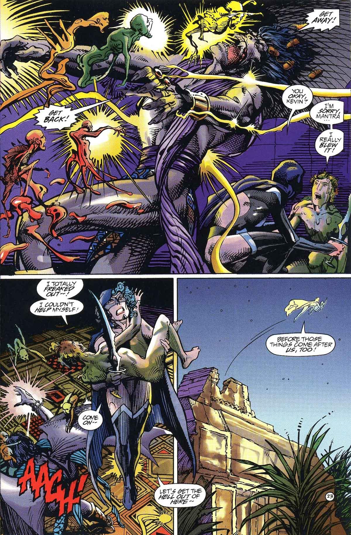 Read online Rune (1994) comic -  Issue #6 - 25