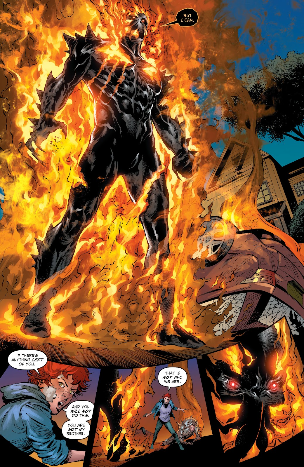Read online The Curse of Brimstone: Ashes comic -  Issue # TPB (Part 2) - 26