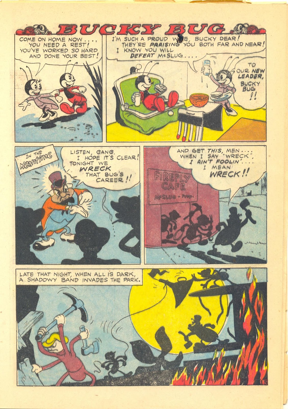 Walt Disney's Comics and Stories issue 40 - Page 17