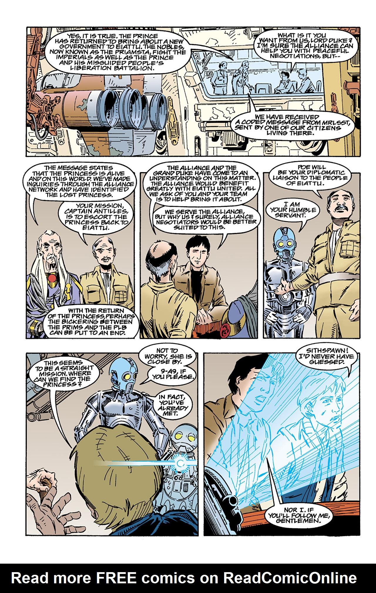 Read online Star Wars Omnibus comic -  Issue # Vol. 2 - 133