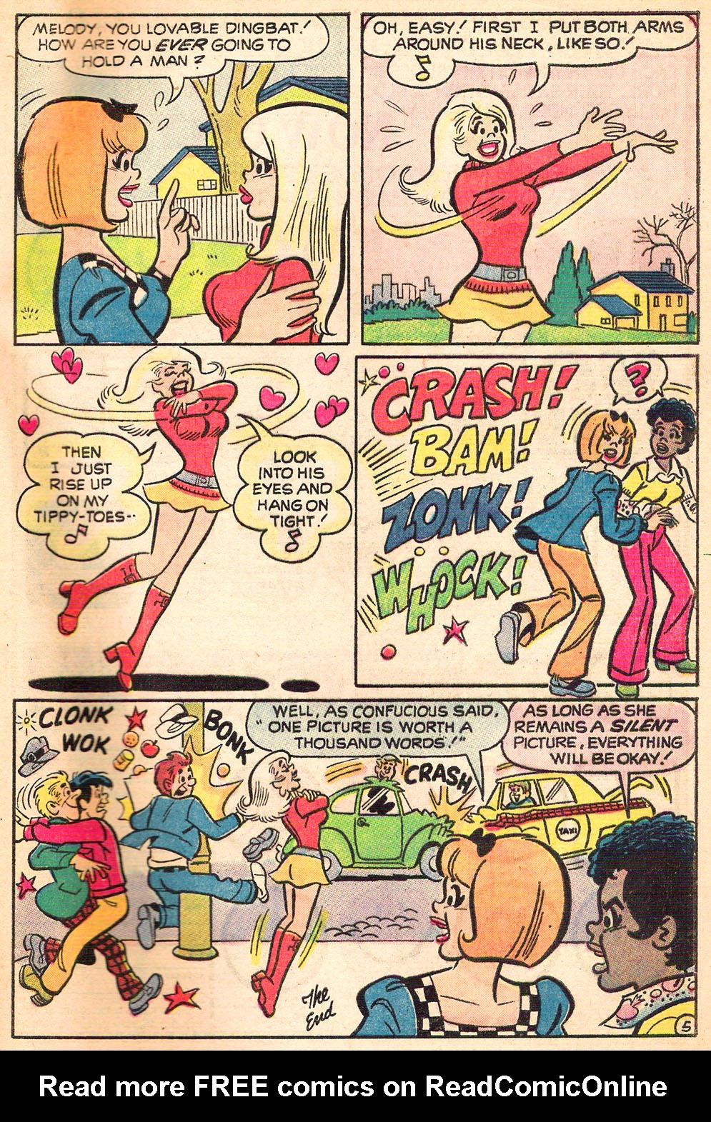 Read online She's Josie comic -  Issue #68 - 49