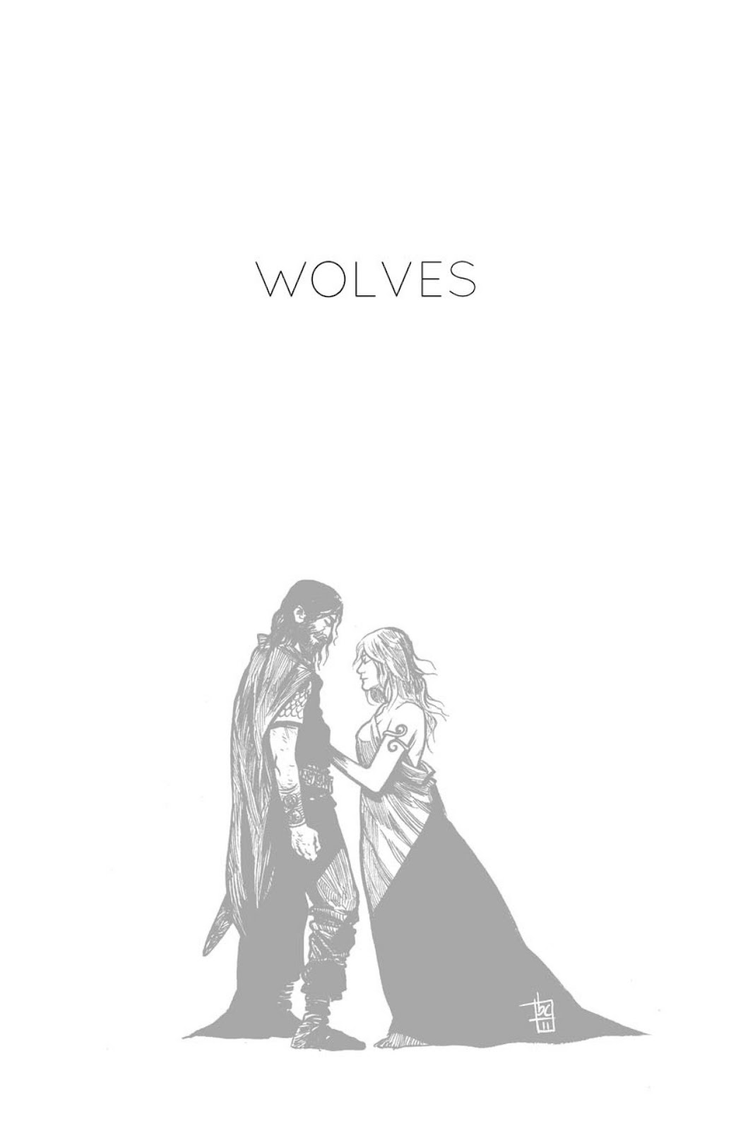 Read online Wolves comic -  Issue # Full - 3