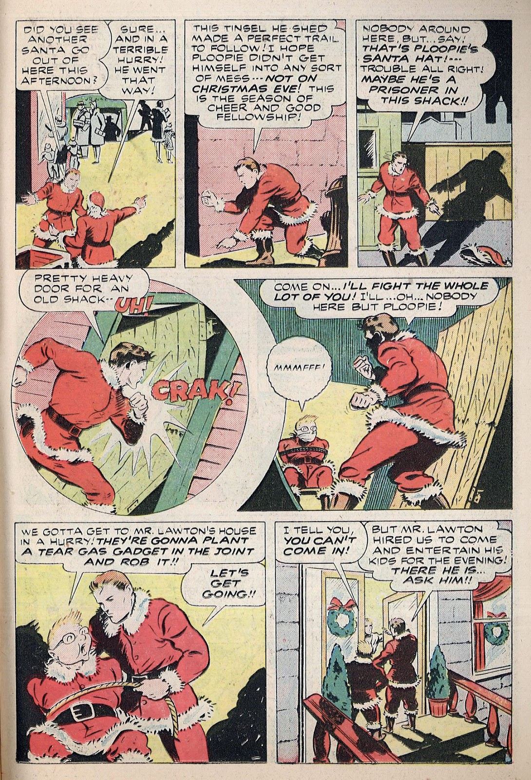 Exciting Comics (1940) issue 38 - Page 37