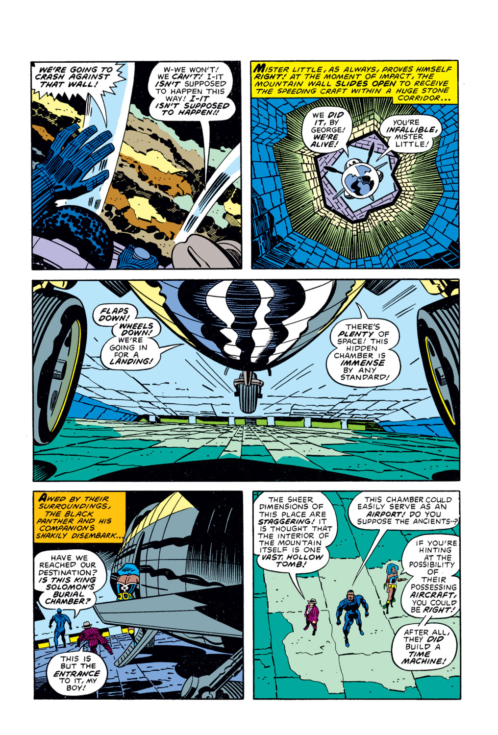 Black Panther (1977) issue 3 - Page 5