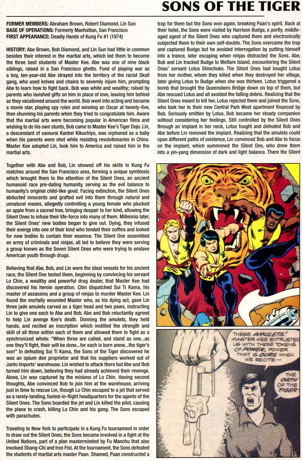 Read online Marvel Legacy: The 1970's Handbook comic -  Issue # Full - 53