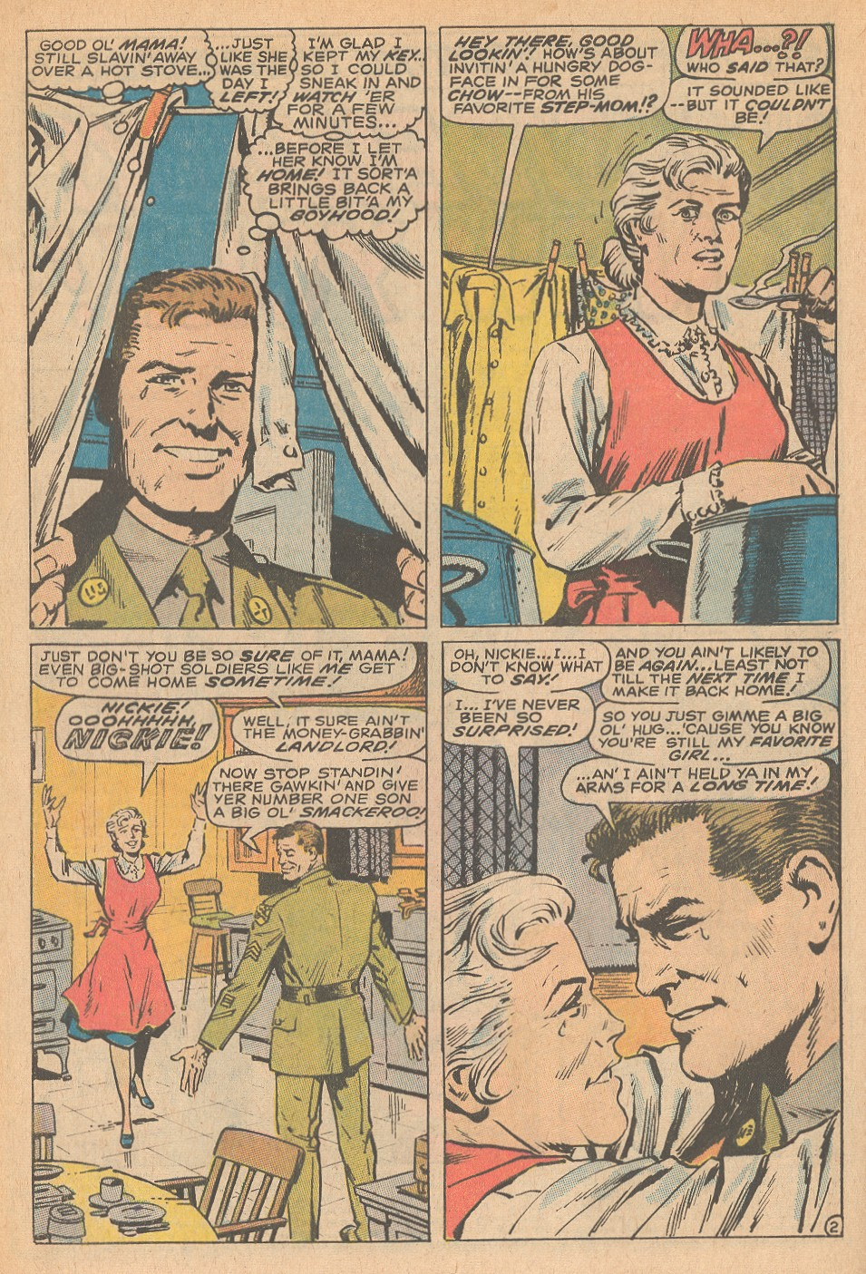 Read online Sgt. Fury comic -  Issue #68 - 4