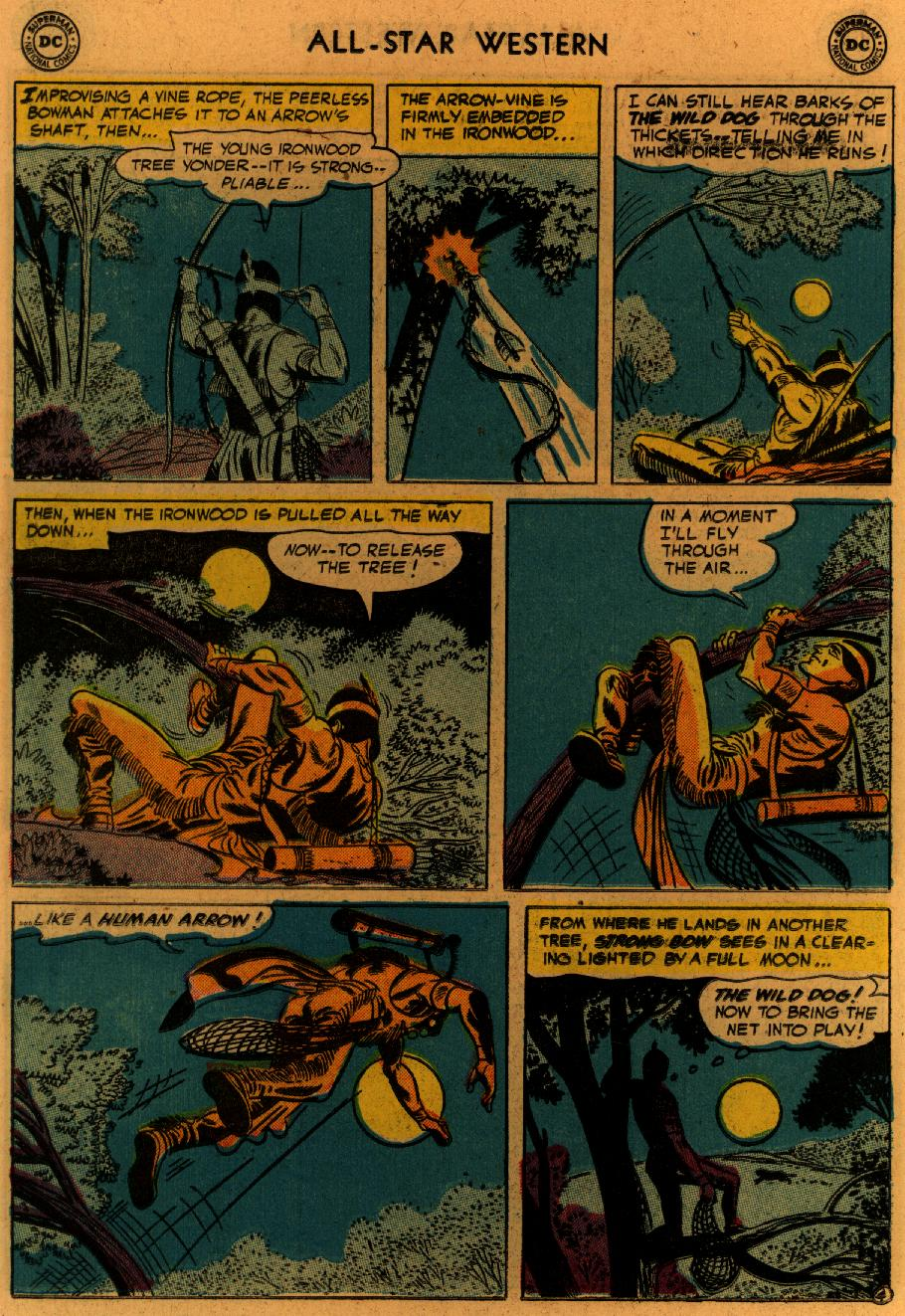 Read online All-Star Western (1951) comic -  Issue #89 - 15
