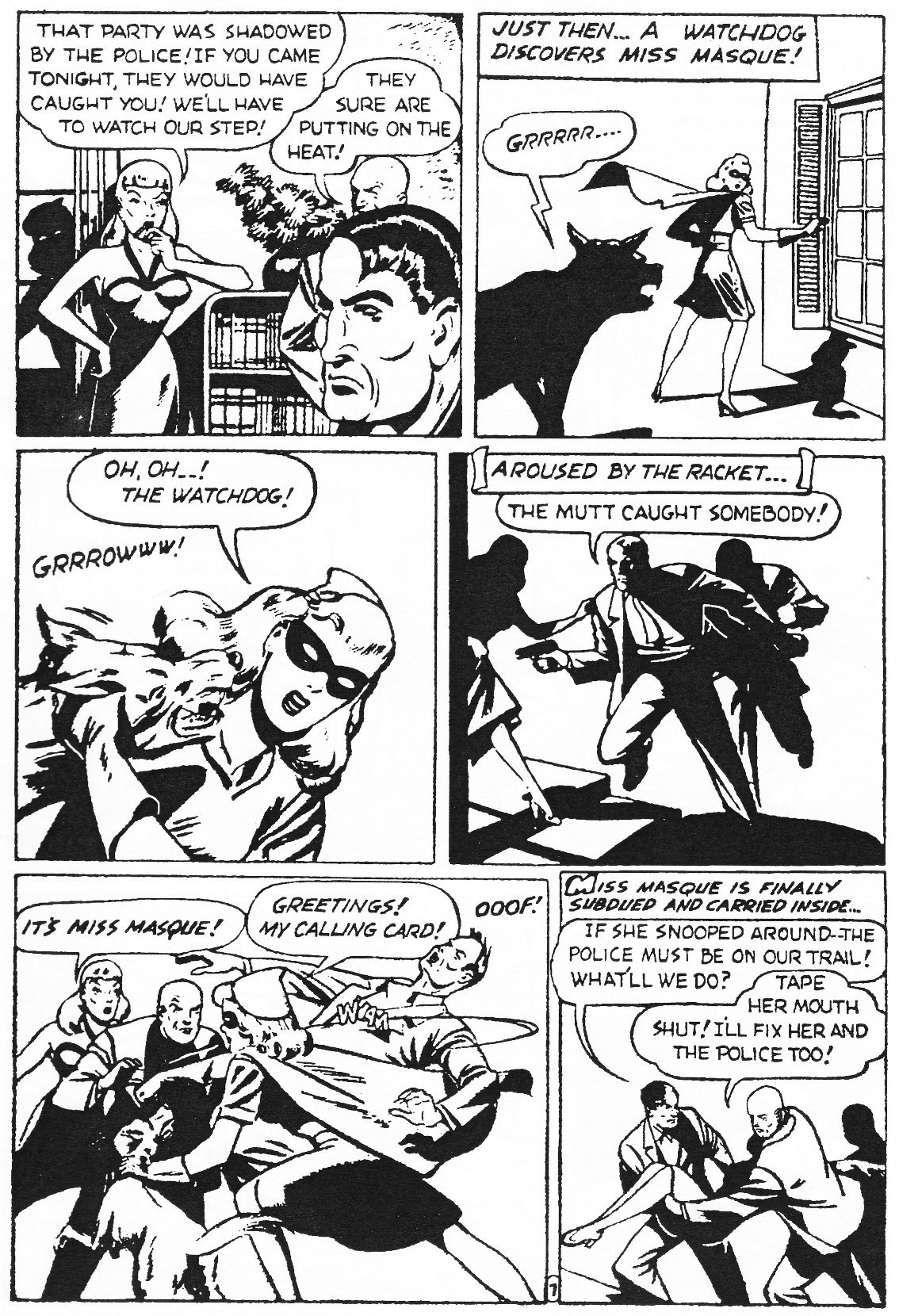 Read online Men of Mystery Comics comic -  Issue #82 - 17