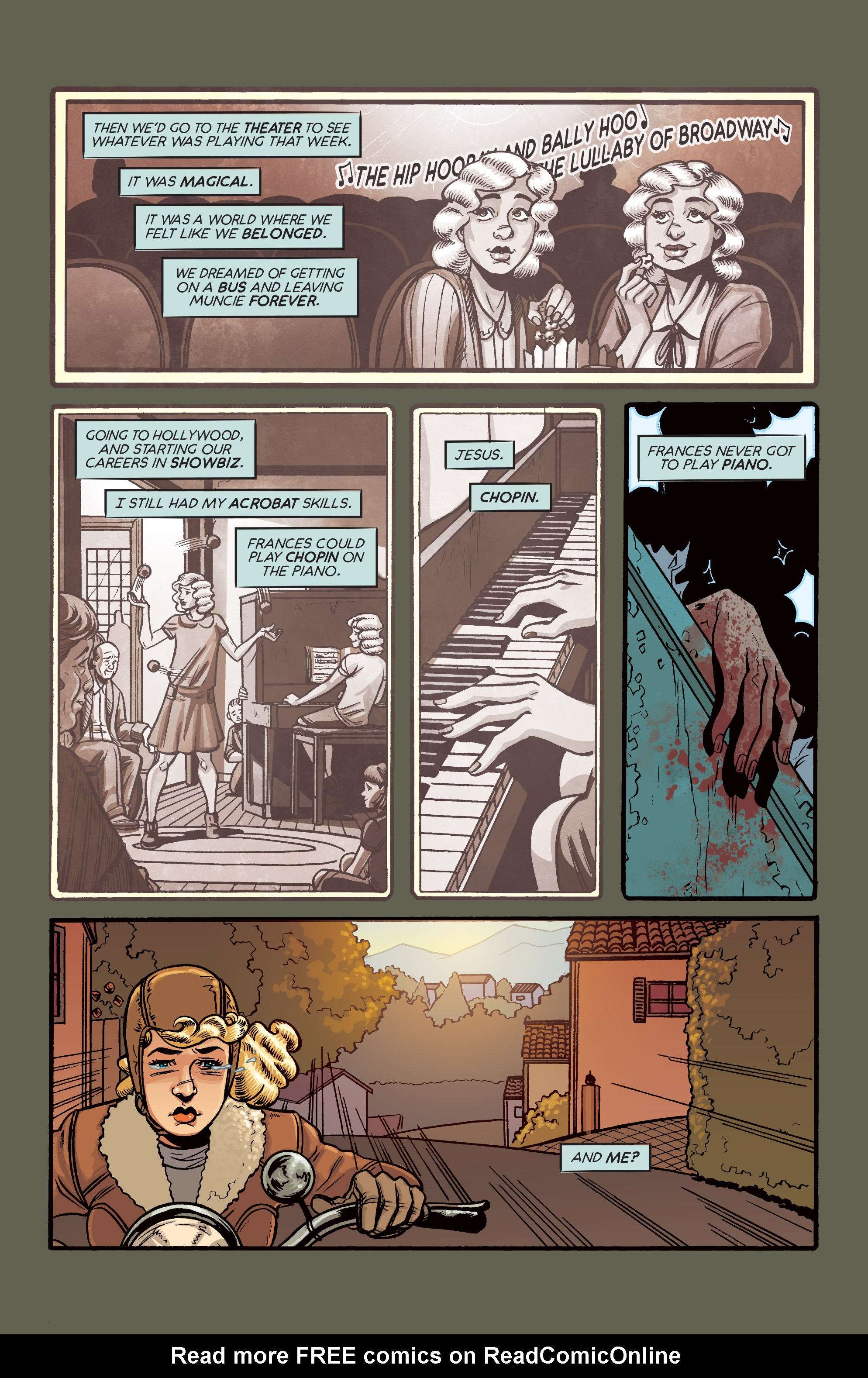 Read online Angel City comic -  Issue #2 - 5