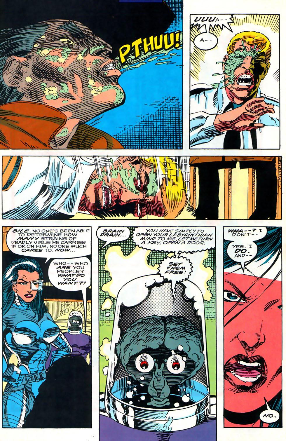 Read online Alpha Flight (1983) comic -  Issue #110 - 12