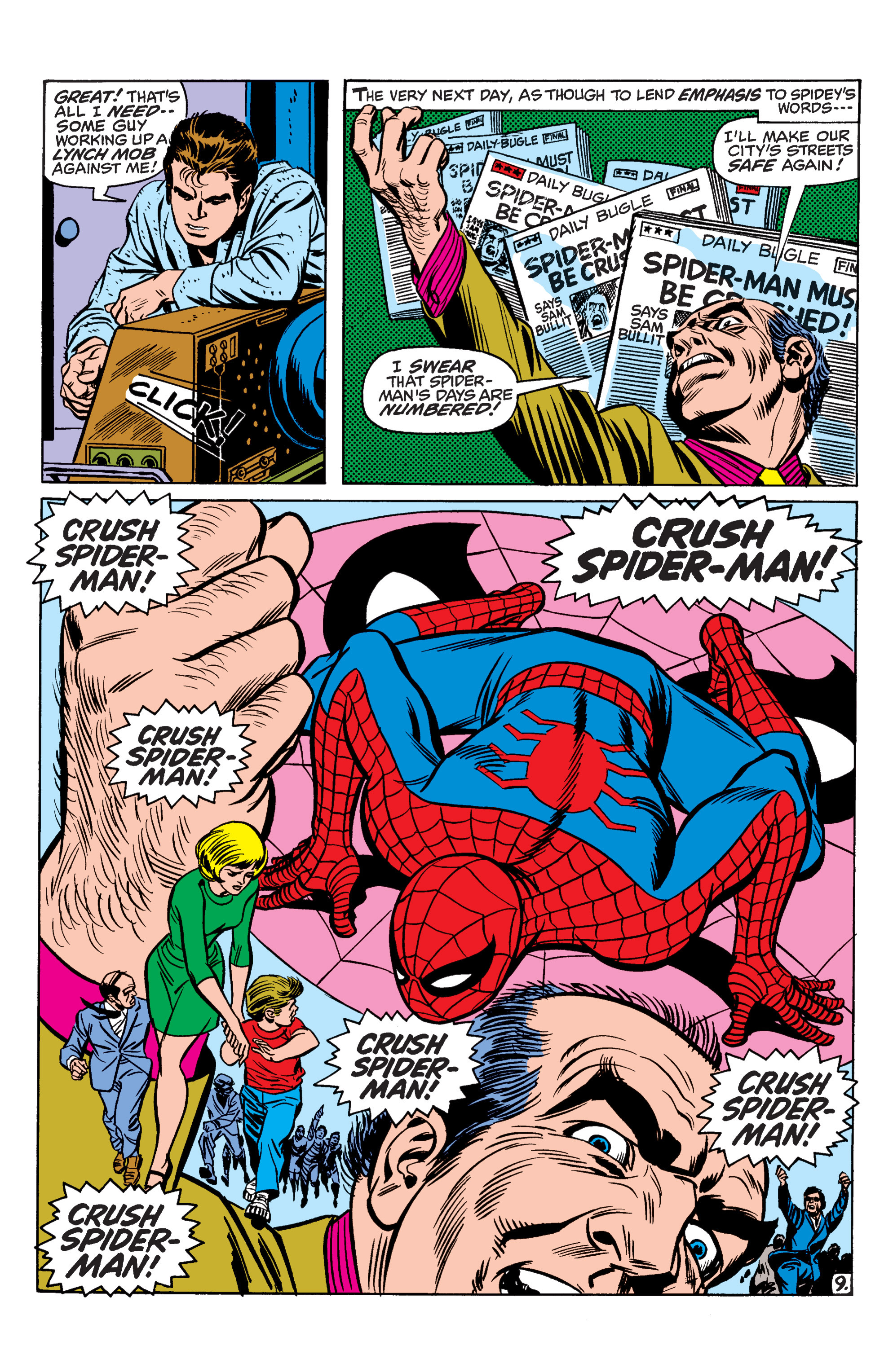 The Amazing Spider-Man (1963) 91 Page 9