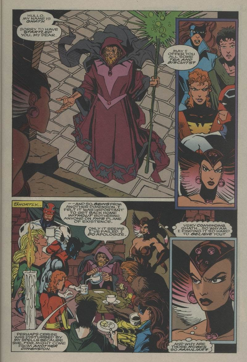 Excalibur (1988) issue Annual 1 - Page 7