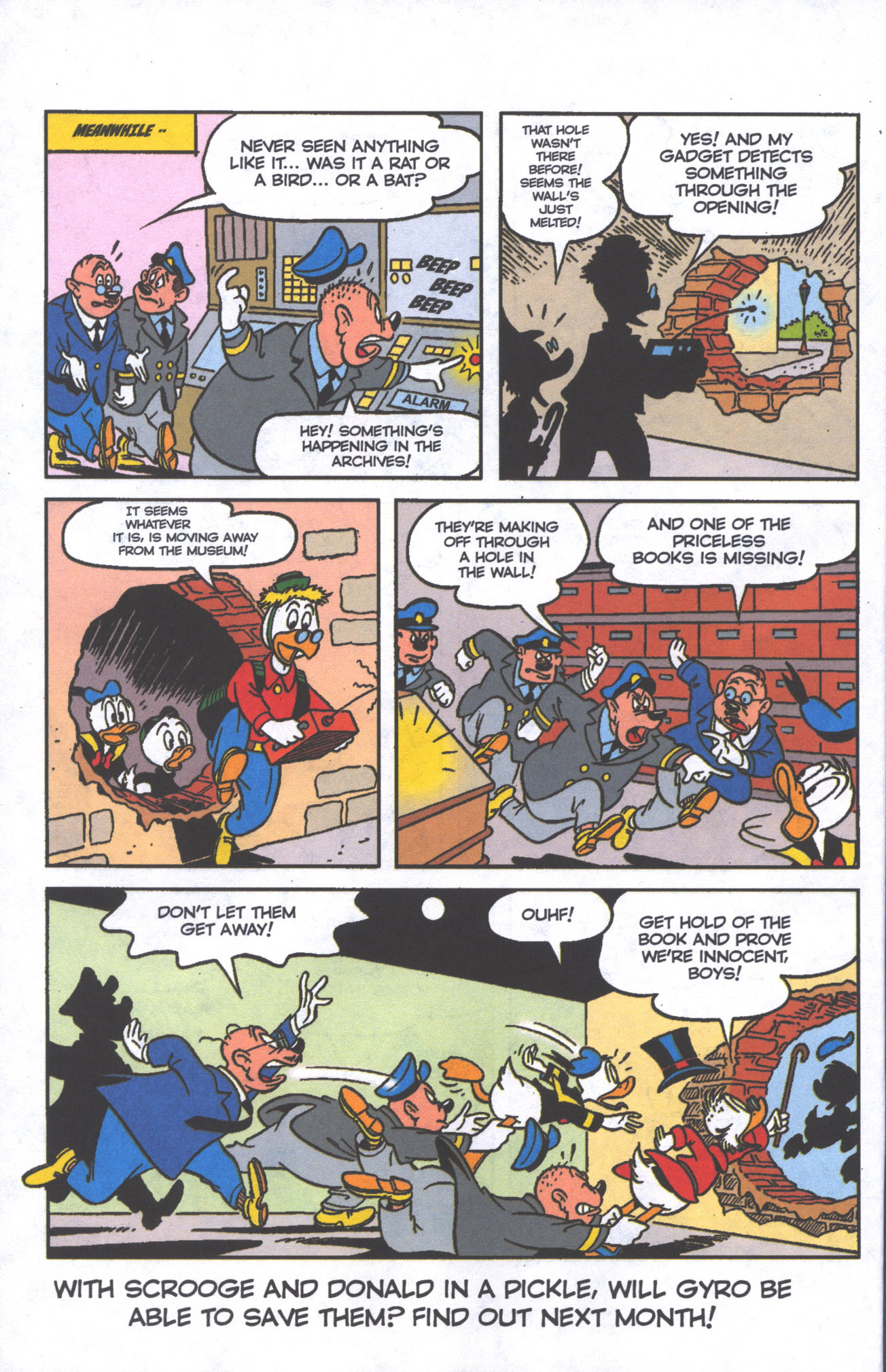 Read online Uncle Scrooge (1953) comic -  Issue #384 - 25