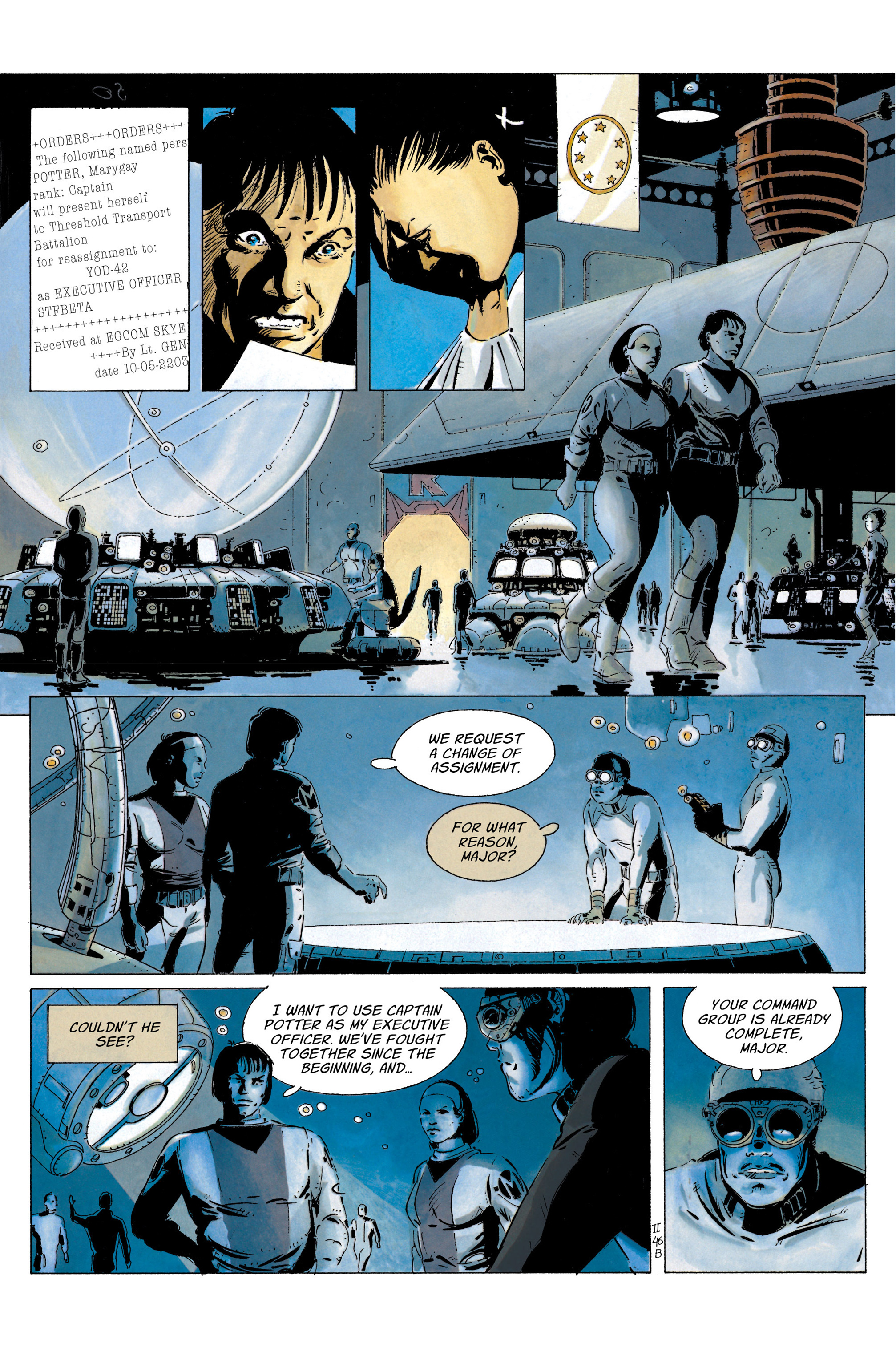 Read online The Forever War (2017) comic -  Issue #4 - 26