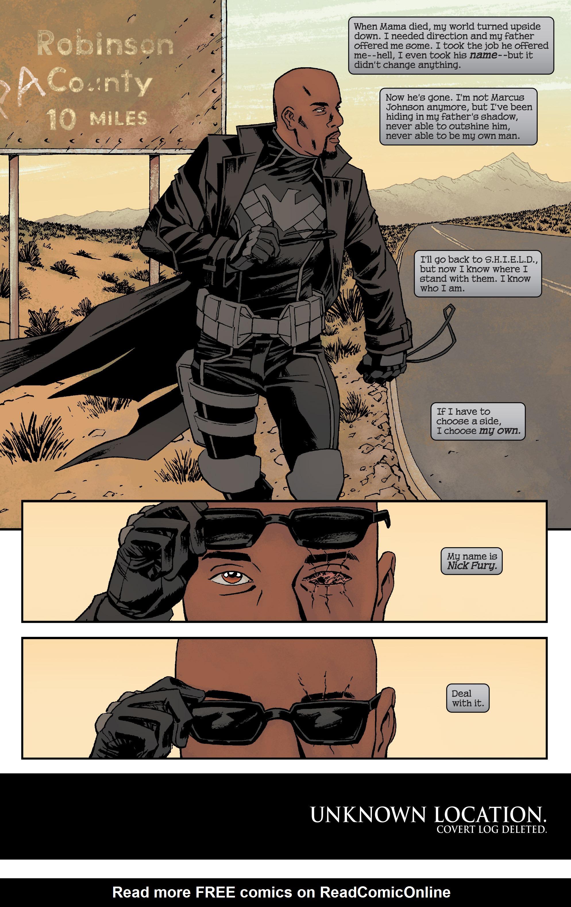 Read online Civil War II: Choosing Sides comic -  Issue #6 - 23