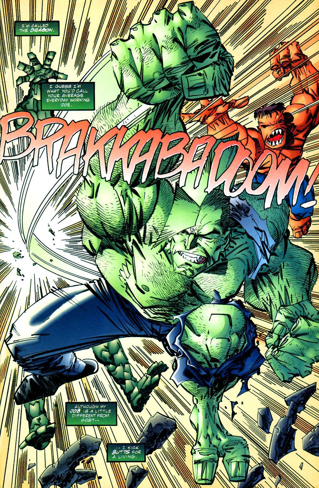 The Savage Dragon (1993) Issue #59 #62 - English 3