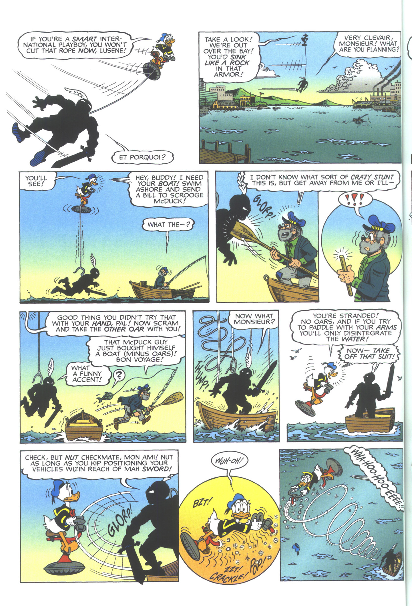 Read online Uncle Scrooge (1953) comic -  Issue #354 - 56