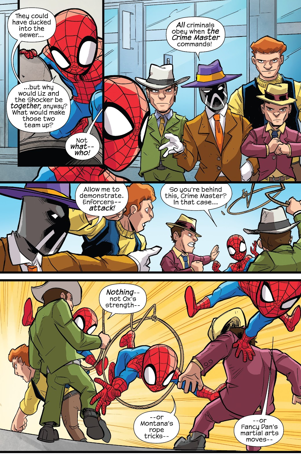 Read online Marvel Super Hero Adventures: Spider-Man – Web Designers comic -  Issue # Full - 6