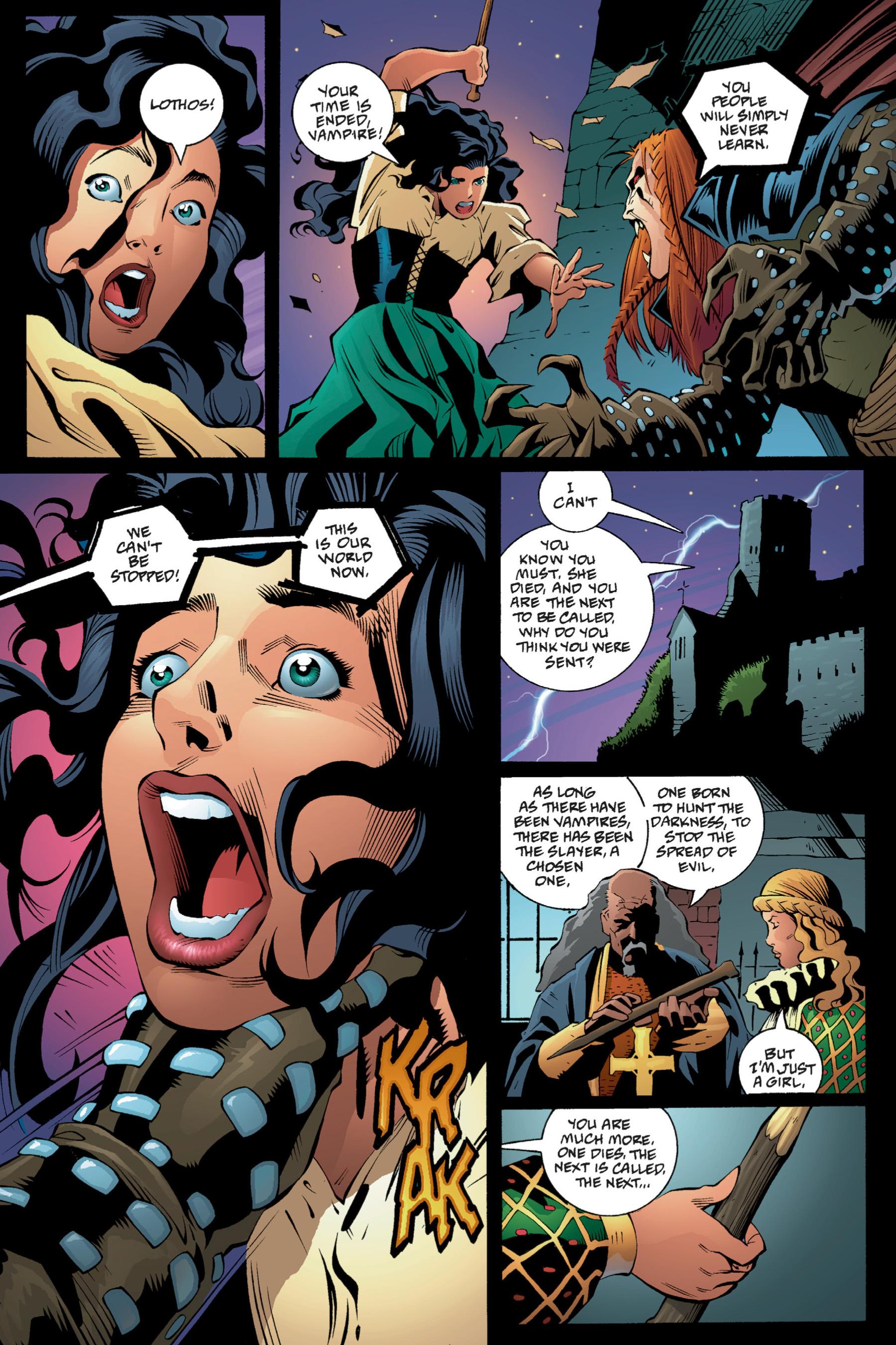 Read online Buffy the Vampire Slayer: Omnibus comic -  Issue # TPB 1 - 39