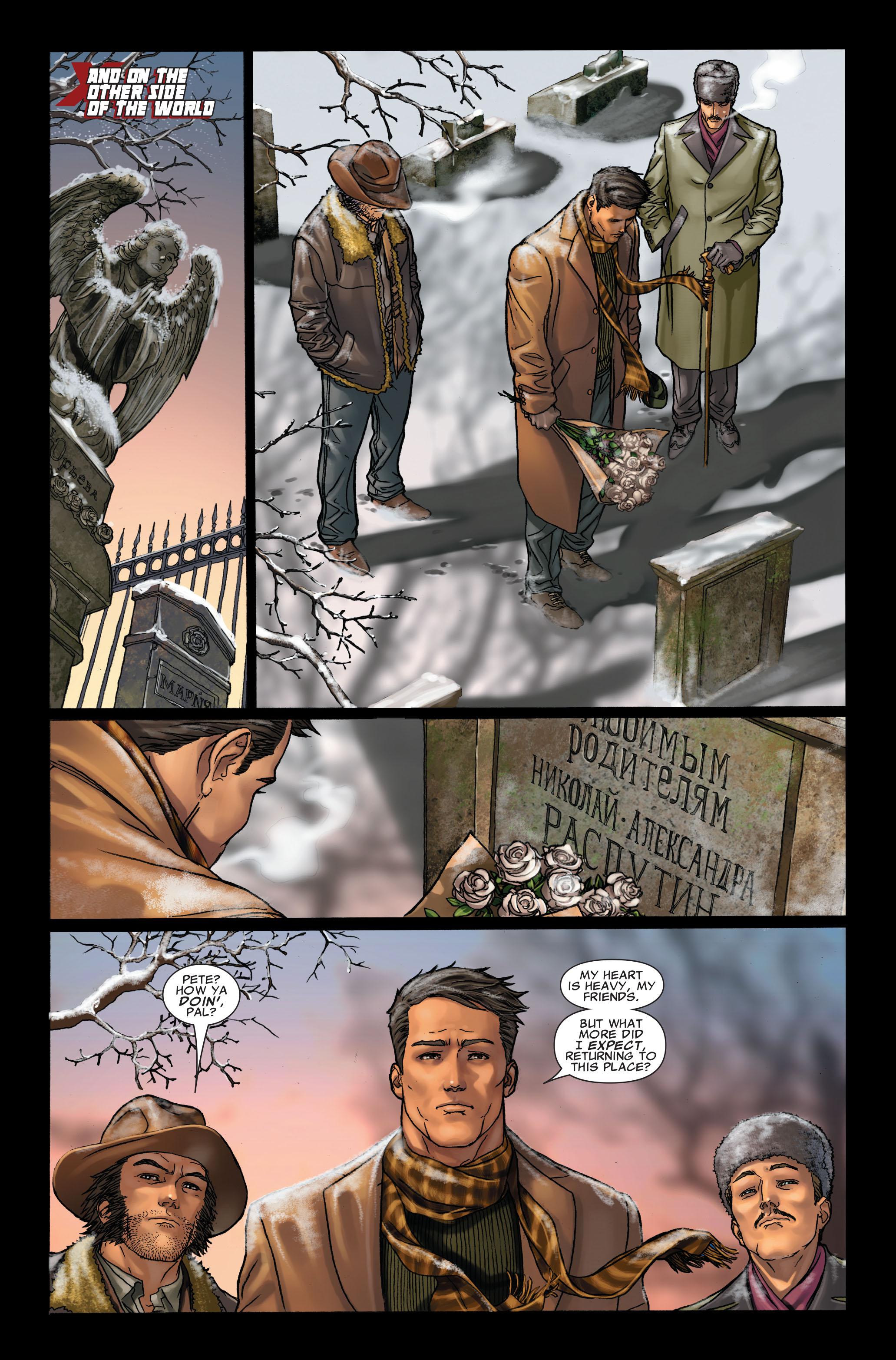 Read online Uncanny X-Men (1963) comic -  Issue #496 - 7
