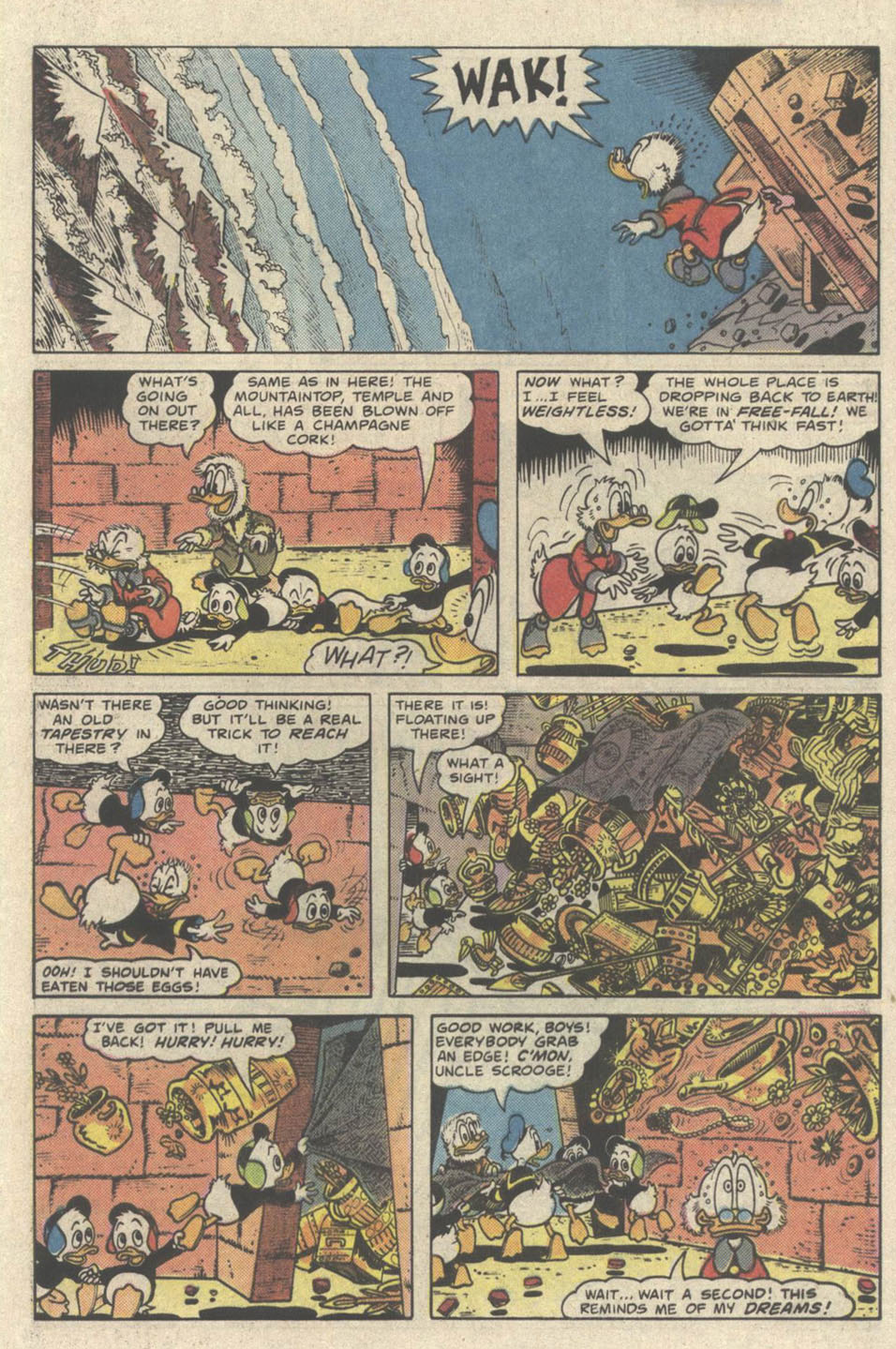 Read online Uncle Scrooge (1953) comic -  Issue #219 - 29
