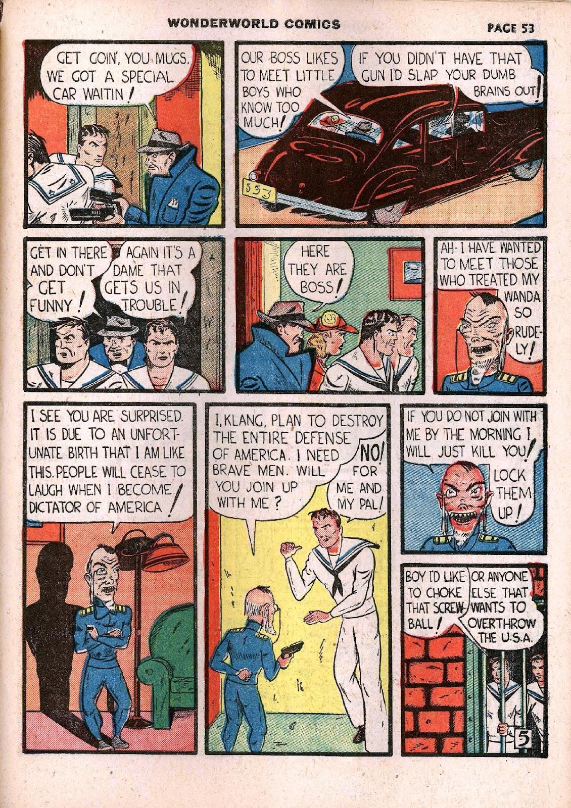 Wonderworld Comics issue 14 - Page 55