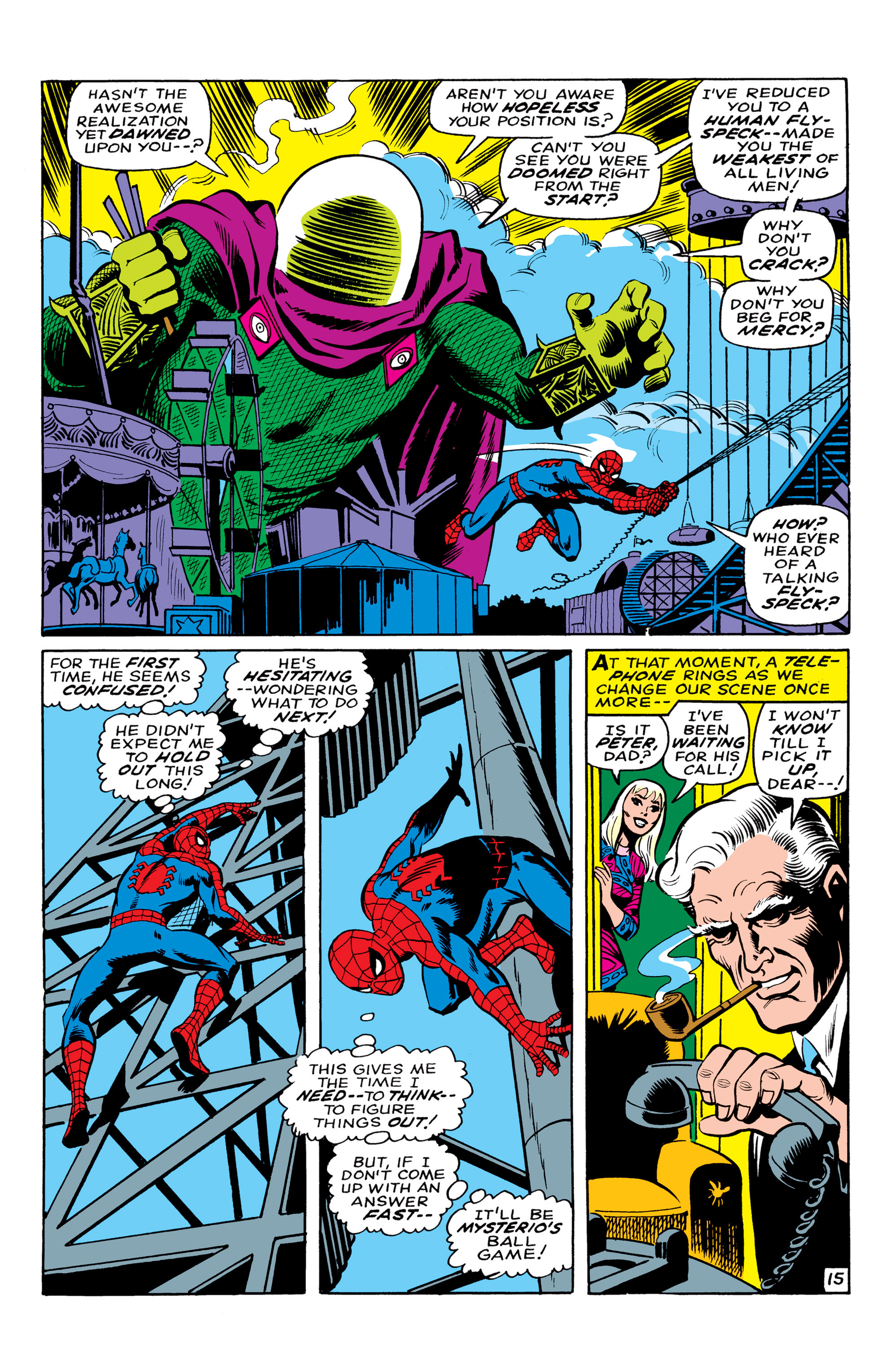 The Amazing Spider-Man (1963) 67 Page 15