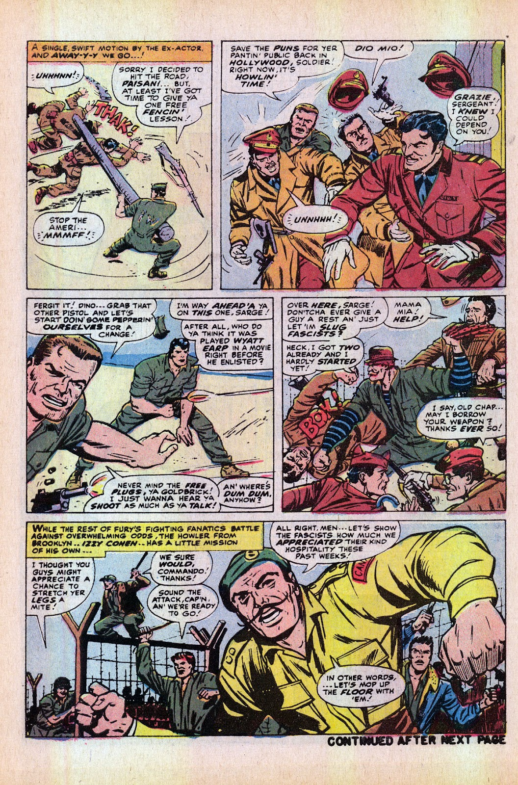 Sgt. Fury issue _Special_7 - Page 32