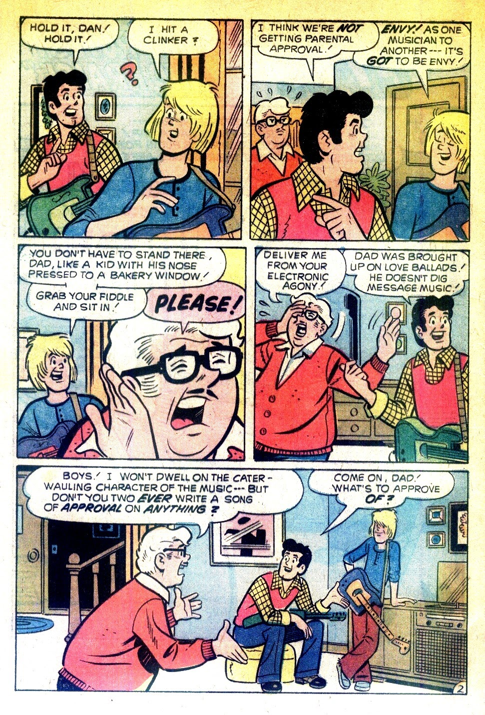 Read online The Mad House Glads comic -  Issue #92 - 4