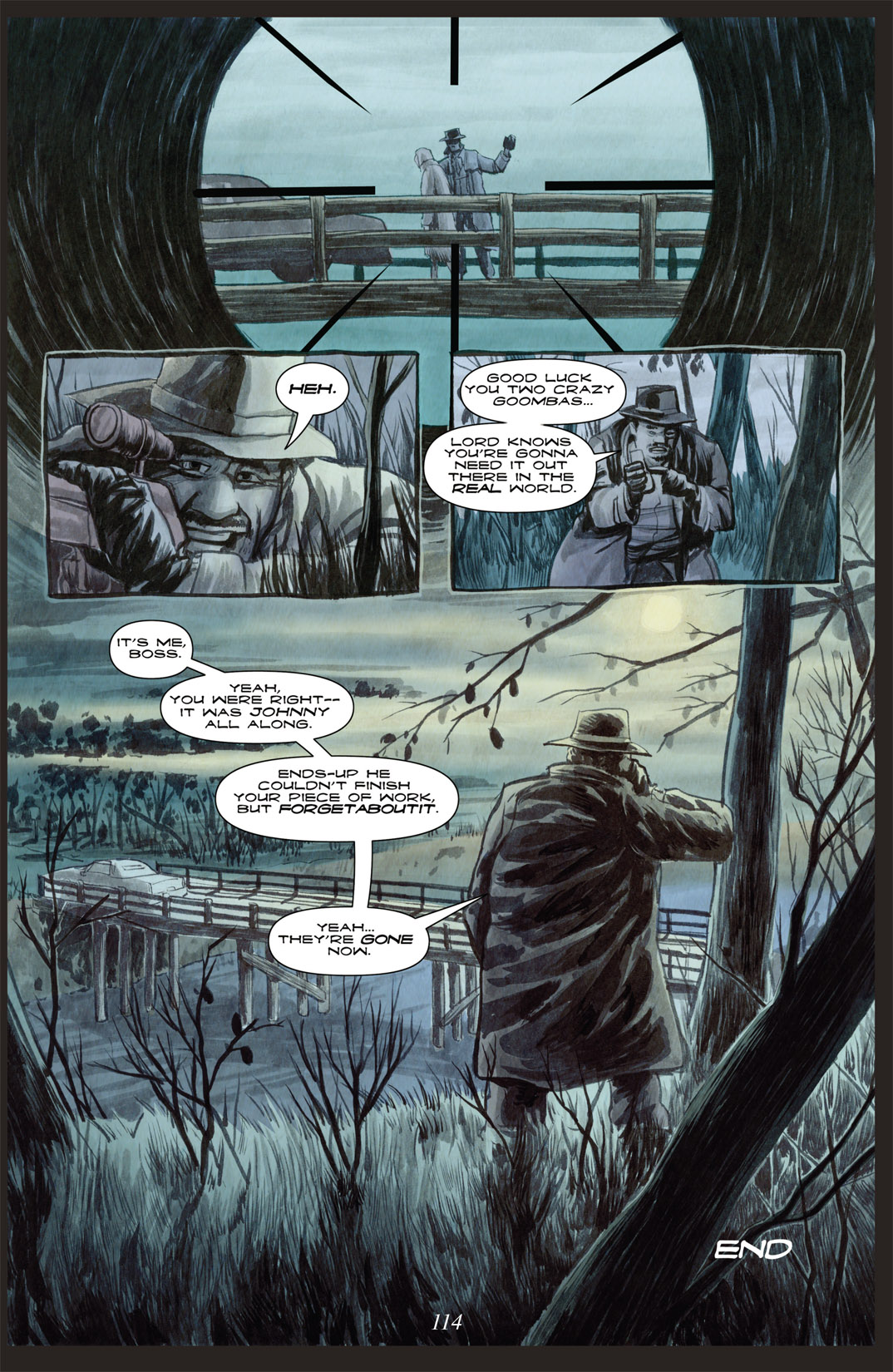 Read online Nightmare World comic -  Issue # Vol. 2 Leave the Light On - 115