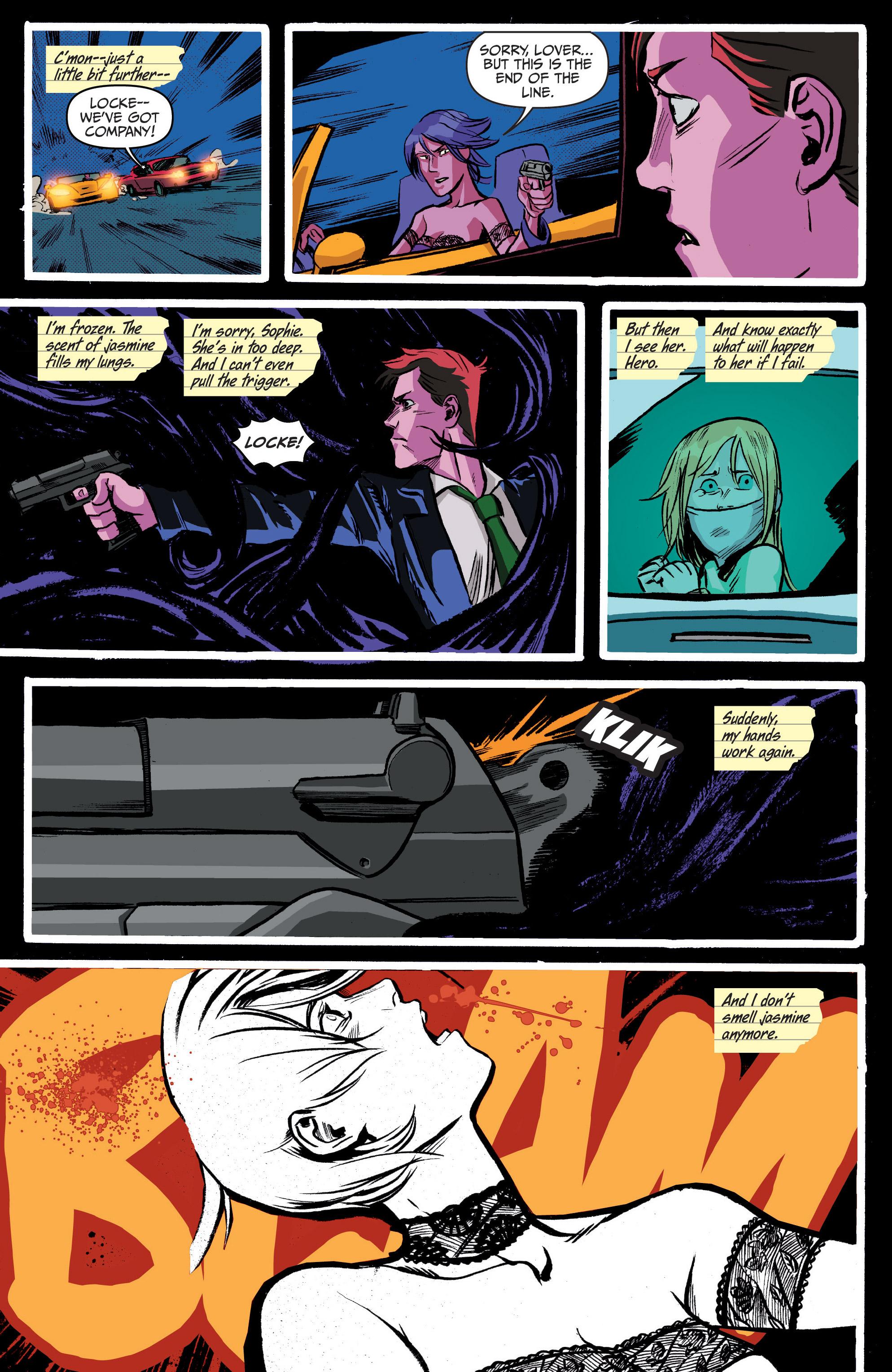 Read online Spencer & Locke comic -  Issue #2 - 21