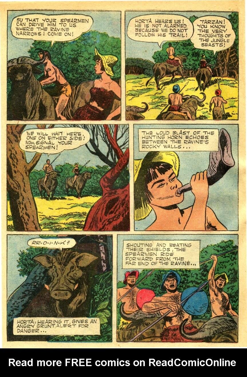 Tarzan (1948) issue 56 - Page 28
